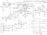 John Fuhring regen circuit, as built