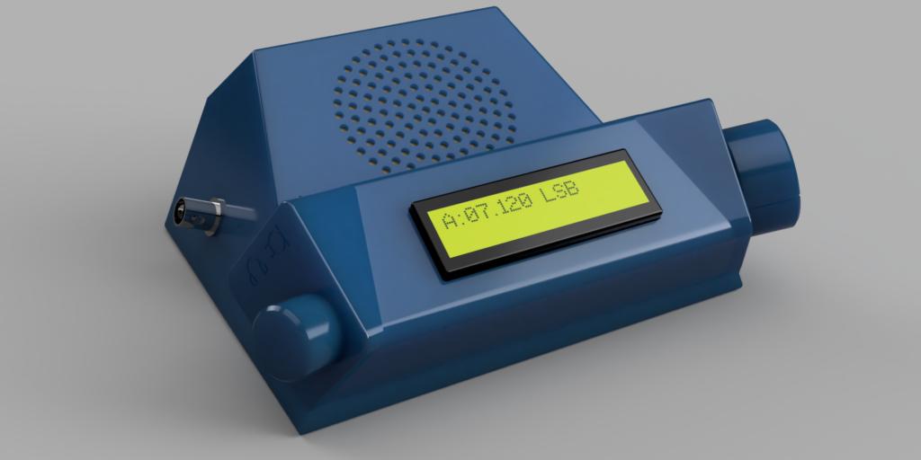 BITX40 Model Render
